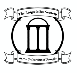 LSUGA logo in black and white