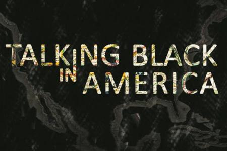 Image of Talking Black in America movie poster